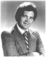 David Letterman, early in his career