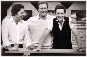 Jimmy Swaggart with Jerry Lee Lewis and Mickey Gilley