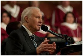 Jimmy Swaggart speaking