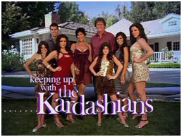 Keeping Up with the Kardashian promo